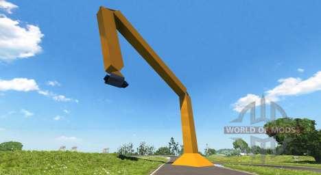 Dm-Crane für BeamNG Drive