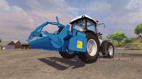 Harrow Rabe Toucan SL 3000 pour Farming Simulator 2013