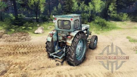 Traktor T-IM v1.1 für Spin Tires