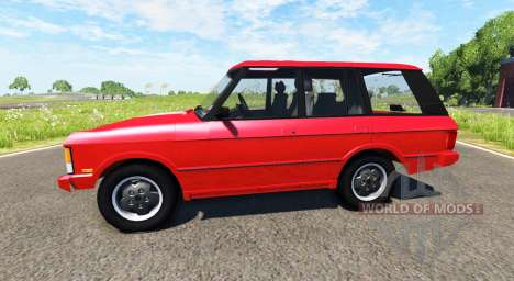 Range Rover Classic pour BeamNG Drive