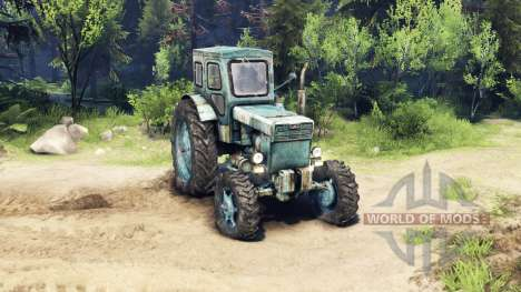 Tracteur T-IM v1.1 pour Spin Tires