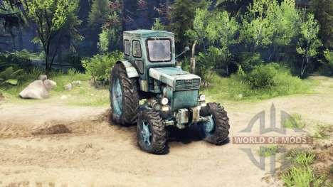 Tracteur T-IM v1.1 pour Spin Tires
