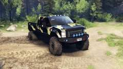 Ford F-350 Super Duty 6.8 2008 v0.1.0 camo