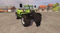 Loader Deutz-Fahr Agrovector 30.7