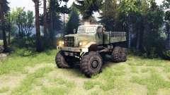Kraz-255 6x6