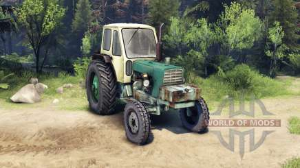 UMZ-6K pour Spin Tires