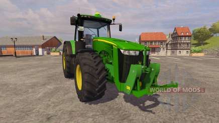 John Deere 8360R 2011 v1.5 Final pour Farming Simulator 2013