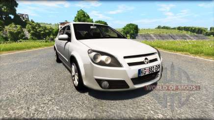 Opel Astra H für BeamNG Drive