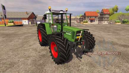 Fendt Favorit 615 LSA 1991 pour Farming Simulator 2013