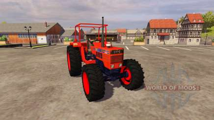 Same Leopard 85 DT pour Farming Simulator 2013
