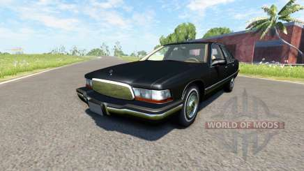 Buick Roadmaster 1996 pour BeamNG Drive