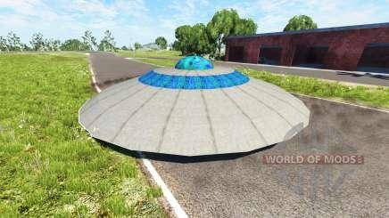 UFO für BeamNG Drive