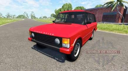 Range Rover Classic für BeamNG Drive