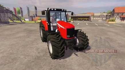 Massey Ferguson 6465 2006 pour Farming Simulator 2013