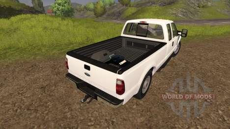 Ford F-350 v2.0 für Farming Simulator 2013