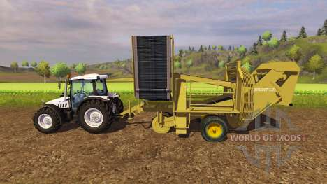 Fortschritt E673 für Farming Simulator 2013