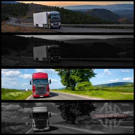 Boot-screens v2 für Euro Truck Simulator 2