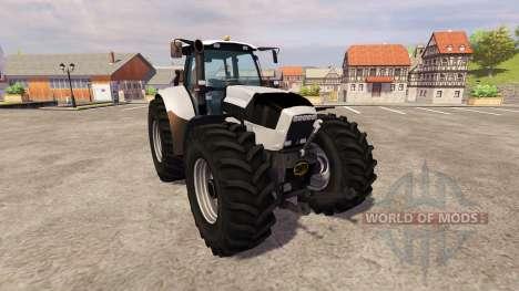 Deutz-Fahr Agrotron X 720 silver pour Farming Simulator 2013