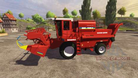 Don 1500B für Farming Simulator 2013