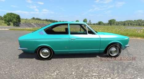 Toyota Corolla Sprinter 1969 pour BeamNG Drive