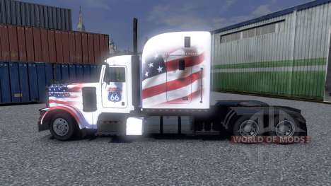 Peterbilt 379 v1.2 Amel für Euro Truck Simulator 2
