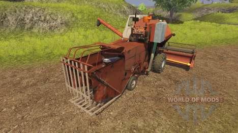 СК 5М 1 Hива pour Farming Simulator 2013