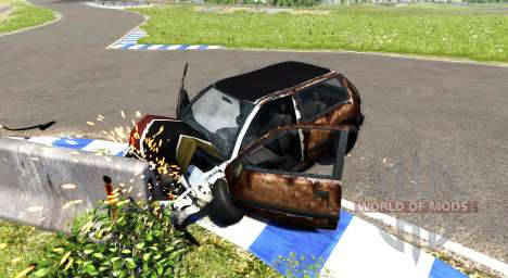 Ibishu Covet Budget Street Cred pour BeamNG Drive