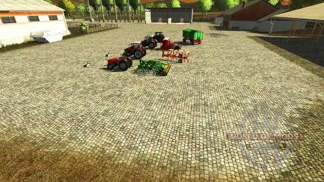 Eitzendorf für Farming Simulator 2013