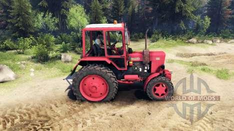 MTZ-82.1 pour Spin Tires