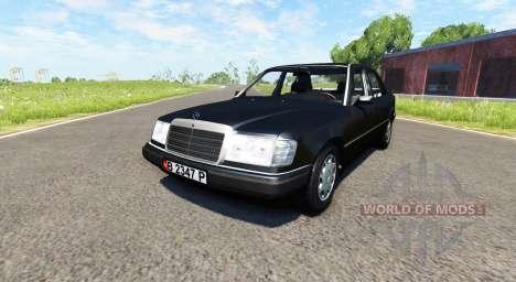 Mercedes-Benz 300E für BeamNG Drive