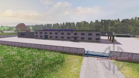 Emplacement de Samara-Volga v2.0 pour Farming Simulator 2013