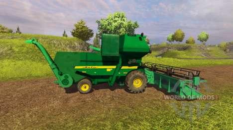 СК 5М 1 Hива ПУН vert pour Farming Simulator 2013