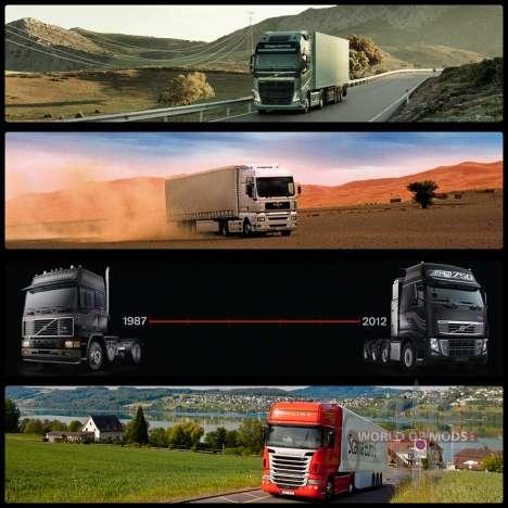 Boot-screens für Euro Truck Simulator 2