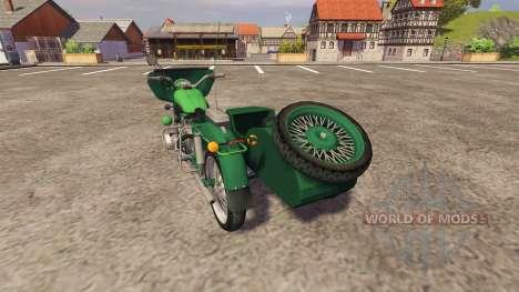 Oural M 67 36 pour Farming Simulator 2013