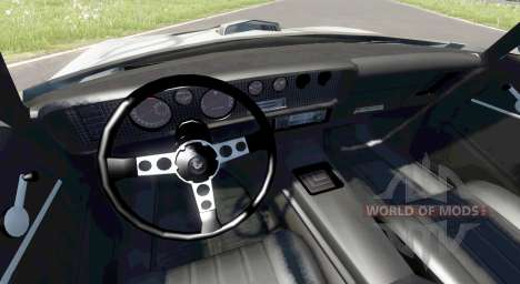 Pontiac Firebird Trans Am 1977 pour BeamNG Drive