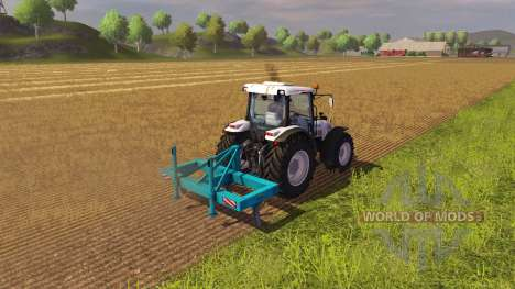 Vertikutieren soil Deula für Farming Simulator 2013