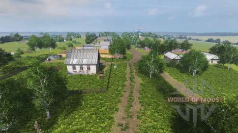 Lage Der Farm Dawn für Farming Simulator 2013