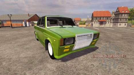 VAZ 2107 sport pour Farming Simulator 2013