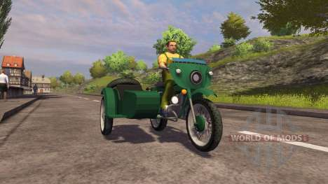 Ural M 67 36 für Farming Simulator 2013