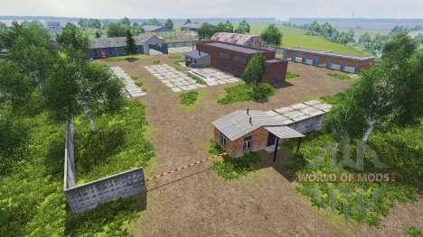 Lage Der Farm Dawn für Farming Simulator 2013