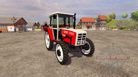 Steyr 8090A Turbo SK1 FL pour Farming Simulator 2013