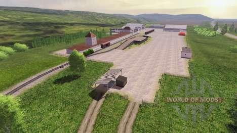 Emplacement De Samara-Volga pour Farming Simulator 2013