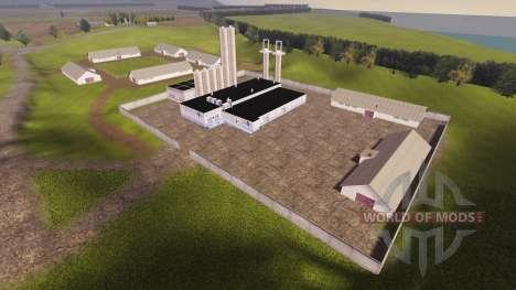Die Lage Des Dorfes für Farming Simulator 2013