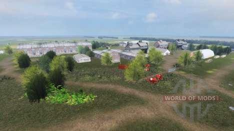 Lage Novgorodova v3.0 für Farming Simulator 2013