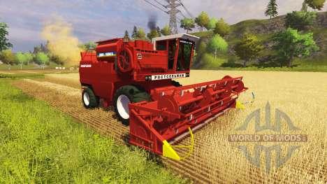 Ne 1500B pour Farming Simulator 2013