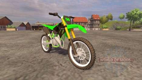 Yamaha pour Farming Simulator 2013