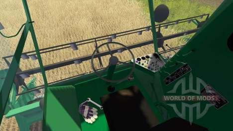 СК 5М 1 Hива ПУН grün für Farming Simulator 2013