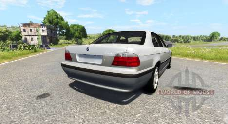 BMW 730i E38 1997 für BeamNG Drive