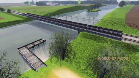 Standort Trocken v2.5 für Farming Simulator 2013