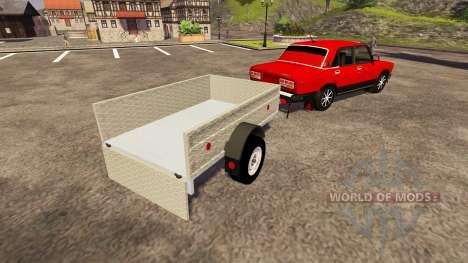 VAZ 2107 pour Farming Simulator 2013